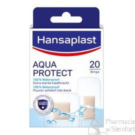 HANSAPLAST MED AQUA PROTECT 20 STRIPS