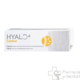 HYALO 4 CONTROL CREME lésions infections cutanées 25 G
