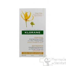 KLORANE YLANG-YLANG SHAMPOOING SOIN SOLEIL 200 ML