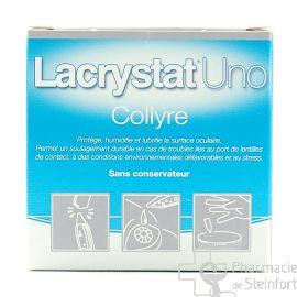 LACRYSTAT UNO 20 x 0,40 ML