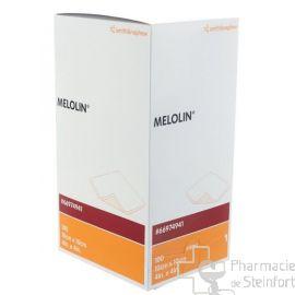MELOLIN STERILE 10x10 CM 100 COMPRESSES