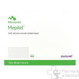 MEPITEL 7,5 x10 CM  10  pansements