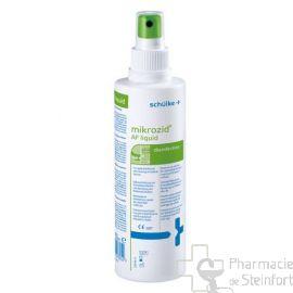 MIKROZID LIQUID ALDEHYDFREI (AF) DESINFECTANT DISPOSITIFS MEDICAUX 250 ML
