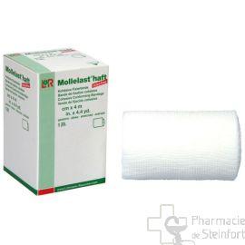 MOLLELAST HAFT 4 CM X 4 M  1 bande