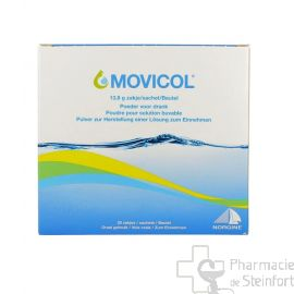 MOVICOL 20 SACHETS-DOSES