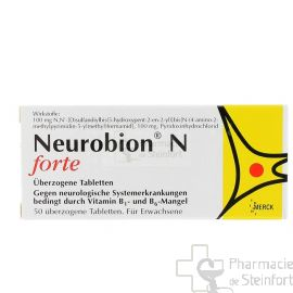NEUROBION N FORTE 50 DRAGEES