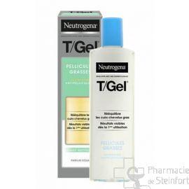 NEUTROGENA T/GEL SHAMPOOING  PELLICULES GRASSES 250ML