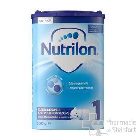 NUTRILON APTAMIL 1 PRONUTRA 800 G New Formule