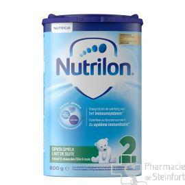 NUTRILON APTAMIL 2 PRONUTRA 800 G New Formule