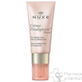 NUXE PRODIGIEUX BOOST GEL BAUME YEUX Multi corrections 15ML