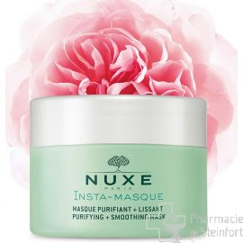 NUXE Masque Purifiant + Lissant Insta-Masque 50 ML