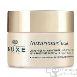 NUXE NUXURIANCE GOLD CREME HUILE NUTRI FORTIFIANTE 50ML