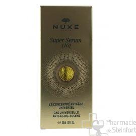 NUXE SUPER SERUM(10) ANTI AGE FLACON POMPE 30ML