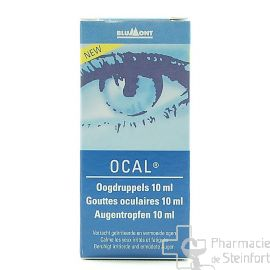 OCAL GOUTTES OCULAIRES HYDRATANTES 10 ML NEW