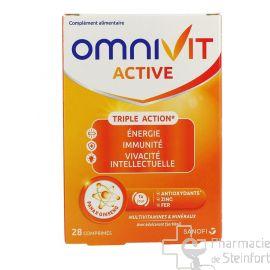OMNIVIT ACTIVE 28 Comprimés