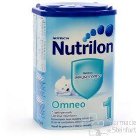 NUTRILON POUDRE OMNEO 1 800 G