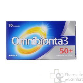 OMNIBIONTA 3 50+ 90 COMPRIMES