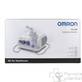 INHALATEUR OMRON C28 (COMPRESSEUR Nebulizer) AEROSOL Adulte Enfant