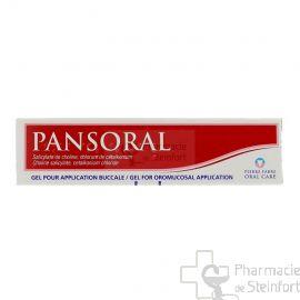 PANSORAL GEL 15 G