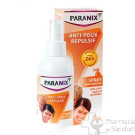 PARANIX REPEL SPRAY REPULSIF anti poux 100 ML