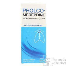 PHOLCO MEREPRINE MONO 1MG/ML SIROP 200ML