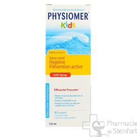 PHYSIOMER KIDS SOFT SPRAY NASAL 135 ML