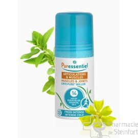 PURESSENTIEL  ARTICULATION & MUSCLES ROLLER CRYO PURE 75 ML