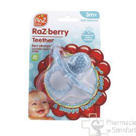 RAZ-BERRY BB ANNEAU DENTITION BLUE Freeze