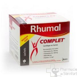 RHUMAL COMPLET 90 SACHETS