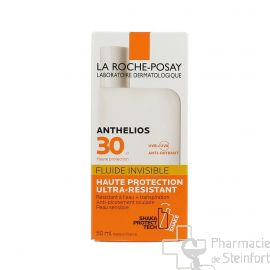 ROCHE POSAY ANTHELIOS ULTRA FLACON SHAKA FLUIDE INVISIBLE PARFUM SPF30+ 50ml