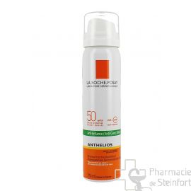 ROCHE POSAY ANTHELIOS DRY TOUCH ANTI BRILLANCE BRUME FRAICHE INVISIBLE SPF 50 75 ML