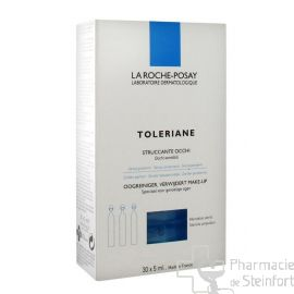 ROCHE POSAY TOLERIANE ULTRA DEMAQUILLANT MD 30x 5 ML