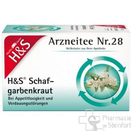 H+S millefeuille 20 SACHETS NR28