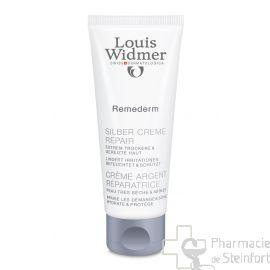 WIDMER REMEDERM CREME ARGENT REPARATRICE SANS PARFUM 75 ML