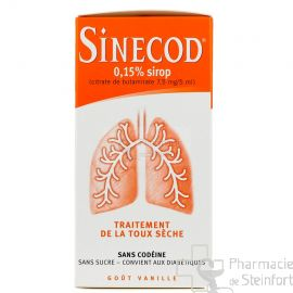 SINECOD 7,5 MG/5 ML SIROP 200 ML