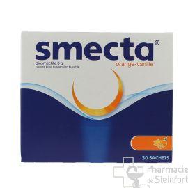 SMECTA Orange Vanille 30 SACHETS