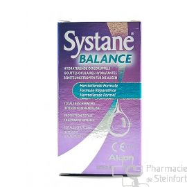 SYSTANE BALANCE GOUTTES 10 ML
