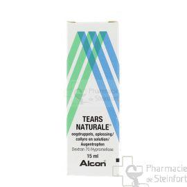 TEARS NATURAL 15 ML