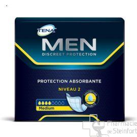 TENA MEN EXTRA PROTECTION ABSORBANTE NIVEAU 2  20 PROTECTIONS