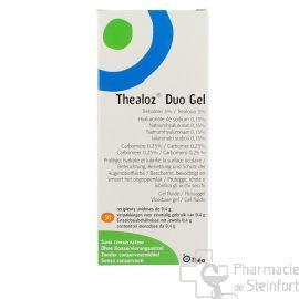 THEALOZ DUO GEL 30x 0,4 G
