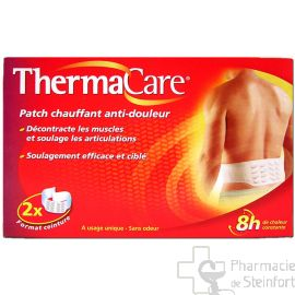 THERMACARE DOS 2 PATCHS