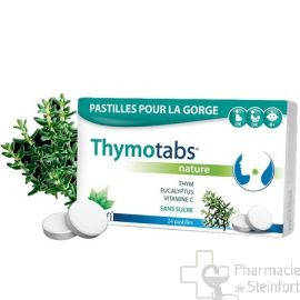 THYMO TABS GOUT NATURE THYM 24 COMPRIMES