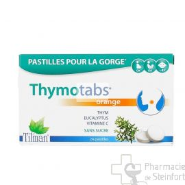 THYMO TABS GOUT ORANGE 24 COMPRIMES