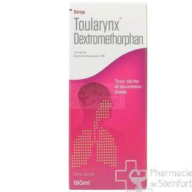 TOULARYNX DEXTROMETHORPHAN SIROP 180 ML