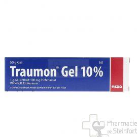 TRAUMON 10% GEL 50 G