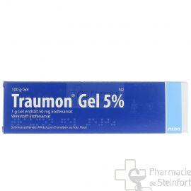 TRAUMON 5% GEL 100 G