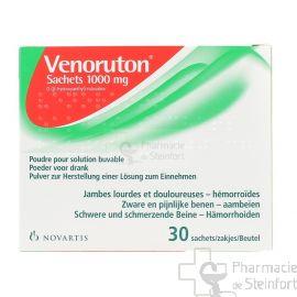 VENORUTON 1 G 30 SACHETS