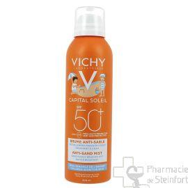 VICHY capital soleil BRUME ENFANT SPF50+ ANTI-SABLE 200 ML