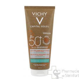 VICHY CAPITAL SOLEIL LAIT SOLAIRE ECO SPF50+200ML