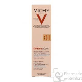 VICHY Fond de teint MINERALBLEND 01 CLAY 30ML